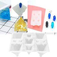 Resin Craft Casting Molds DIY Silicone Mold for Epoxy Stone Skeleton Shape Mould