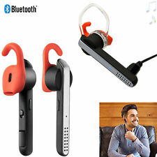 Wireless Bluetooth Headset Earpiece For Samsung Galaxy J1 J2 J3 iPhone 7 6 6S 5S
