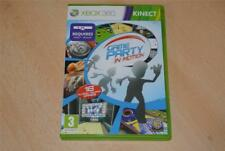 Game party in motion Xbox 360 Kinect UK Pal (G) ** FREE UK LIVRAISON **