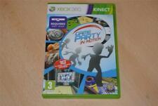 Jeu Fête en Mouvement Xbox 360 Kinect Pal de UK (G)