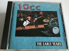 10cc - The Early Years - CD - New - Factory Sealed - Import