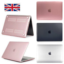 """Hard PC Thin Case Cover For MacBook Air 13 inch A1932 A2179 A2337 13.3"""" Laptop"""
