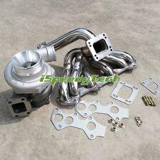 Performance GT3582 Turbo Manifold Kit FOR Toyota Supra 1JZ-GTE VVTI JZX100 550HP