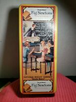 "FIG NEWTONS Collectable Tin National Biscuit Company. ""Uneeda Bakers"""