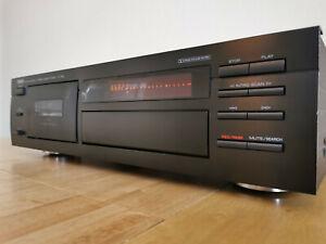 Yamaha KX-580 cassette deck, dolby S - FULLY SERVICED