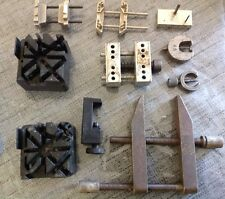 Watchmakers Clamps Incl Movement Bracelet Tool Af Switzerland