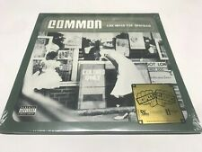 Common Like Water for Chocolate SEALED New Record 2 lp original vinyl 180g Rap