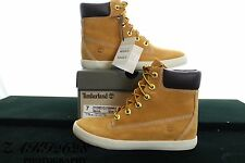 BNWB TIMBERLAND 8641A 6 INCH GLASTNBURY LACE UP LEATHER BOOTS UK 5.5 RRP £105