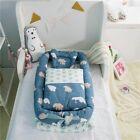 Infant Shining Co-sleeping Bed Portable Baby Crib Nursery Travel Folding Bed 3C