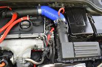 VW GOLF MK5 2.0 TDI BKD TURBO INTERCOOLER BOOST AIR INTAKE MAF SILICONE HOSE