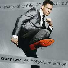 MICHAEL BUBLE - CRAZY LOVE - HOLLYWOOD EDITION - 2 CDS - NEW!!