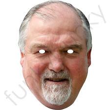 Mike Gatting england cricket + carte masque-toutes nos masques sont pré-coupé!