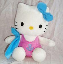 Peluche plush Hello Kitty Sanrio tenue de bain (20cm) tbé