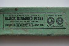 1920s Canada Black Diamond Files ORIGINAL BOX