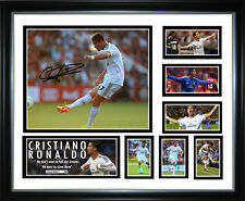 Cristiano Ronaldo Framed Memorabilia