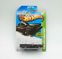 Hot Wheels HW Imagination Classic TV Series BatMobile 1:64 2012 NEW FREE SHIP