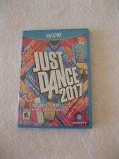 Just Dance 2017 (Wii U) NEW