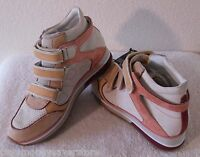 NWT Geox Thrill Womens Wedge Trainer Shoes Sneakers 10 40 Multi-Color MSRP$220