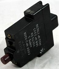 Rotax circuit breaker, 5A, 28V, 5CY/5333 for RAF aircraft (GC3,S)