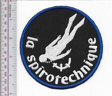 SCUBA Diving France La Spirotechnique Scaphandre Cousteau-Gagnan Male 4.5 inches