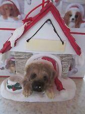 Mastiff Dog ~ Doghouse Ornament ~ #80