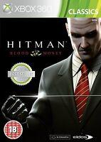 Hitman Blood Money Xbox 360 PAL Brand New