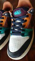 Nike Air Zoom 6.0 SB skateboard shoe Classic 2009 386390-100 Size 11.5