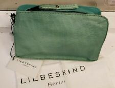 Liebeskind Berlin Leather Suede handbag Purse NEW *missing straps