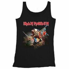 Unbranded Iron Maiden Sleeveless T-Shirts for Men