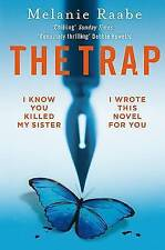 The Trap, Raabe, Melanie | Paperback Book | Very Good | 9781509810697