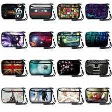 """Zippered Sleeve Case Bag Carry Cover w/Side Pocket For 2.5"""" HDD Hard Drive Disk"""