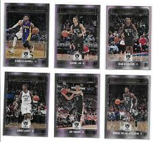 2017-18 Panini NBA Hoops Premium Brooklyn Nets 11-Card Team Set /199