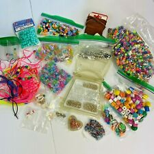 HUGE Lot Jewelry Making Supplies Kid/Adult over 2 lb