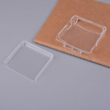 Plastic clear hard protector case cover for nintendo game boy advance gba s LTJY