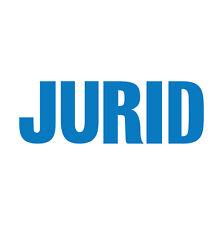 BMW 735i Jurid Rear Disc Brake Rotors (2) 561480J 34211165257