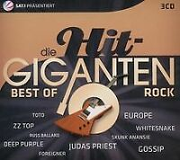 Die Hit Giganten-Best of Rock von Various | CD | Zustand gut