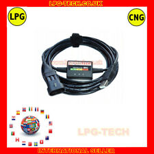 BRC PLUG &DRIVE 24 Diagnostic Programming Cable Interface USB LPG AUTOGAS