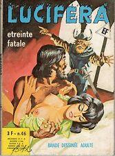 LUCIFERA  46 ETREINTE FATALE ELVIFRANCE 1976