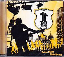 CD 11Tausend - Black Heart, Kentsch, Kopfsport, Purblind u. a. NEU/OVP