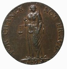 1794 Herefordshire Success To The Cider Trade Halfpenny Conder Token DH-5
