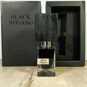 Nasomatto Black Afgano 30ml 1oz Extrait de Parfum Authentic New With Box Sealed