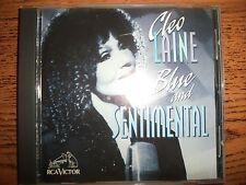Cleo Laine-Blue and Sentimental-1994 RCA!