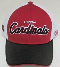 NFL Arizona Cardinals Multi-Color Mesh Back Structured Adjustable Hat by Reebok