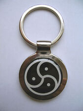 BDSM key Chain, BDSM Adult Theme Logo Keychain, bdsm adult Keychain
