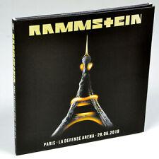 RAMMSTEIN Live In Paris France 29Jun2019 Europe Stadium Tour 2CD Digipak Sealed