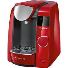 BOSCH Tassimo Joy TAS4503 Rot Multigetränkesystem Kaffeeautomat Kapselautomat