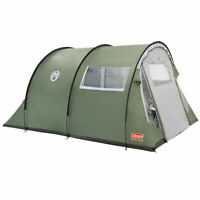 Coleman Coastline Deluxe 4 Personnes Tente Familienzelt Tunnel Camping Neuf