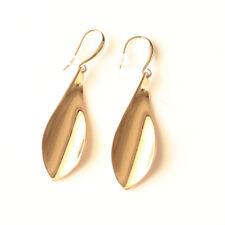 New Robert Lee Morris Soho Leaves Drop Earrings Gift Fashion Women Party Jewelry