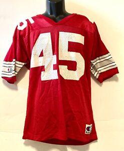 Vintage Ohio State Buckeyes  Andy Katzenmoyer #45 Jersey, Champion - Size 40