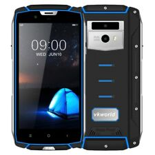 VKworld VK7000 Smartphone Rugged Android 8.0 4GB+64GB Octa Core Face ID 4G